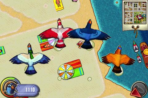 Screenshot Pigeon Squadron Review